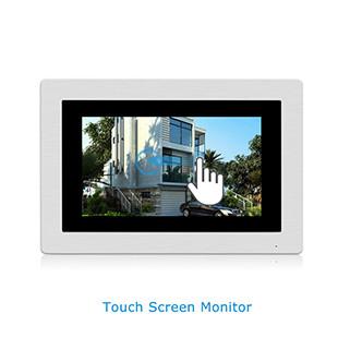 7 Inch LCD IP Monitor-...