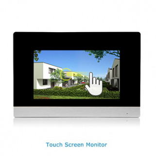 7 Inch LCD IP Monitor -...