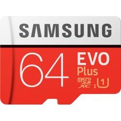Samsung Evo 64GB Micro SD-kaart