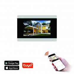 7 Inch LCD IP Monitor - ID7710TM