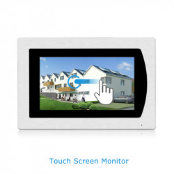 7 Inch LCD IP Monitor - ID7712TM