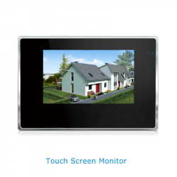 7 Inch LCD IP Monitor - ID7714TM