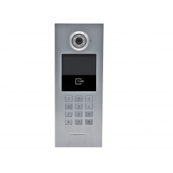 Metalen IP Deurpaneel - ID7202S-K