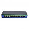 8 poorts POE SIP Switch module